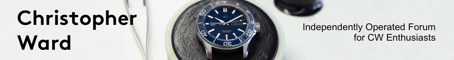 Christopher Ward Forum